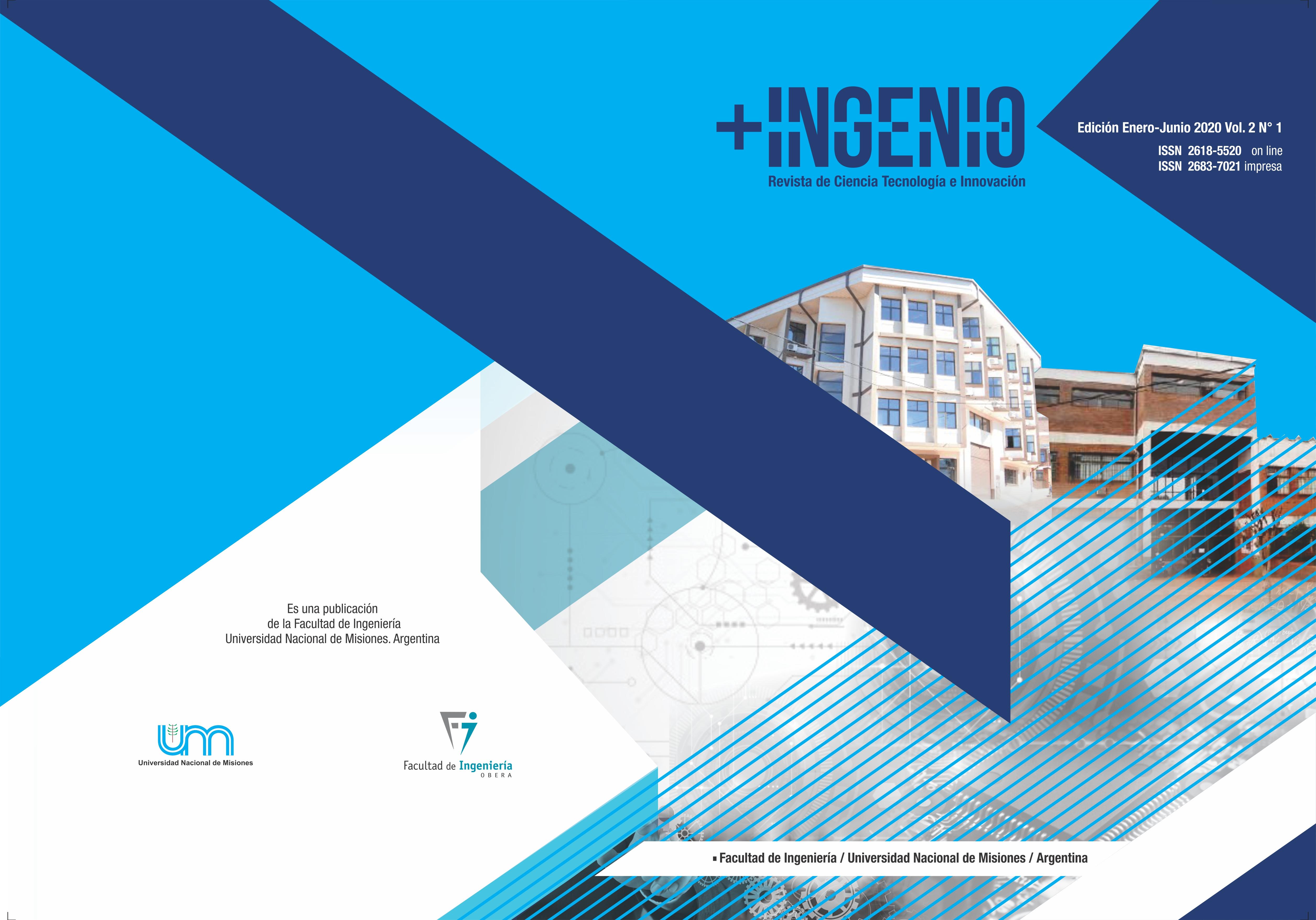 Ver Vol. 2 Núm. 1 (2): Revista de Ciencia, Técnologia e Innovación