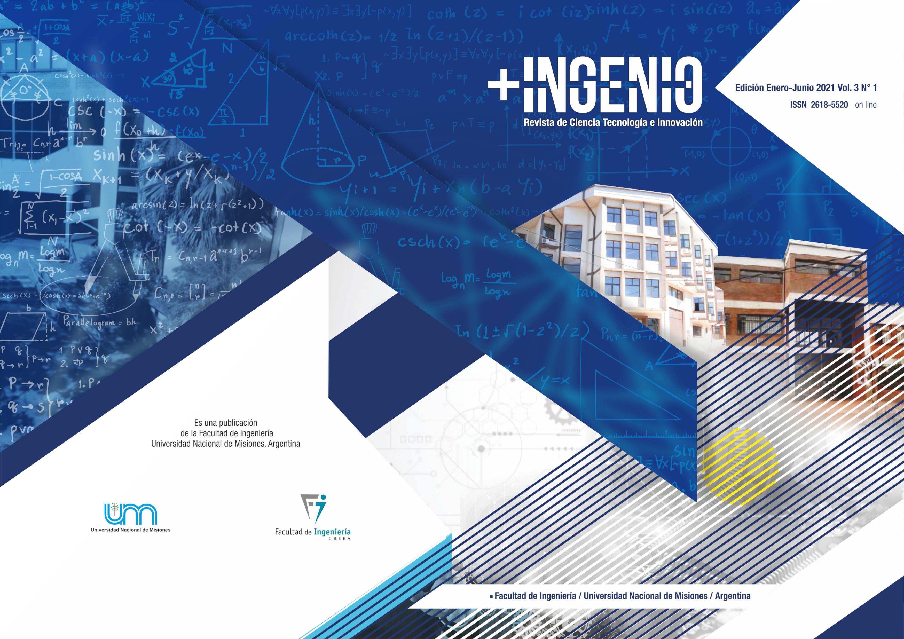 Ver Vol. 3 Núm. 1 (3): Revistas de Ciencia Tecnología e Innovación